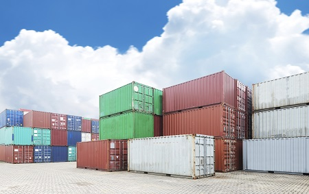 40 ft Intermodal Container Shipping