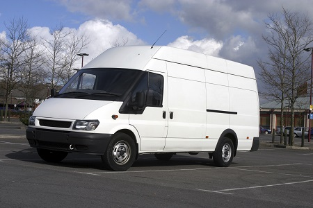 Expedited loads for cargo vans
