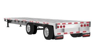 Flat bed carrier dimensions