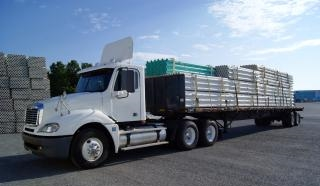 Flat Bed Trailer Shipping Brokers