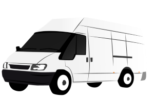 Sprinter van carrier dimensions