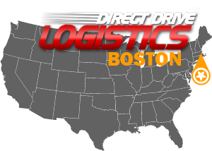 Boston logitsics company for international & domestic shipping