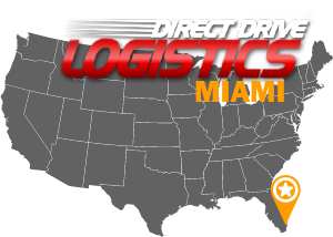 Miami Freight Logistic Broker