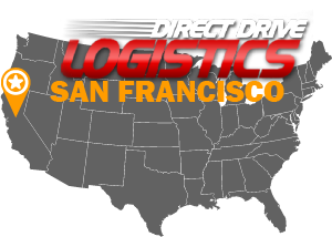San Francisco Freight Logistics Broker