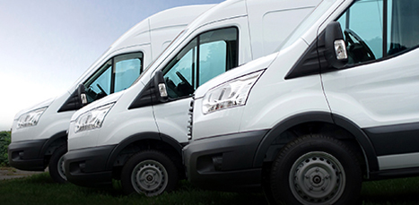 Expedited cargo van freight broker